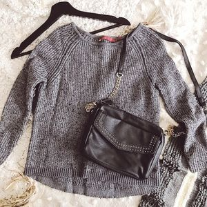 EDC Grey Sweater
